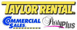 TAYLOR RENTAL & COMMERCIAL SALES